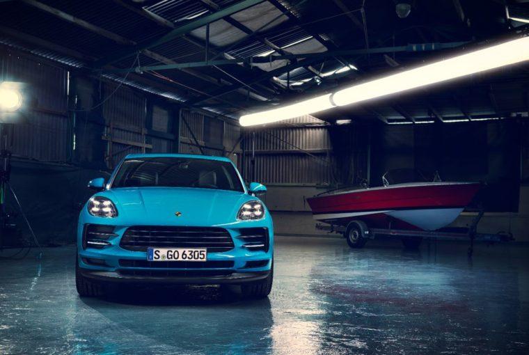 2019 Porsche Macan