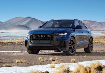 2019 Audi Q8 fiyatı