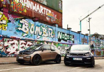 2019 BMW i3 bataryası