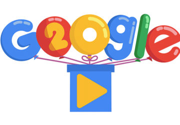 Google 20. yaş