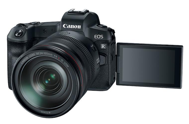 Canon EOS R full frame aynasız
