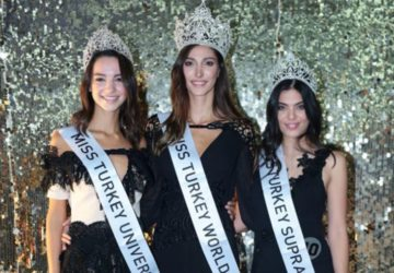 Miss Turkey 2018 birincisi
