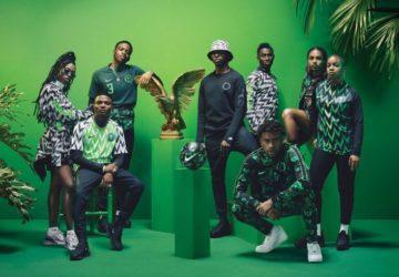 Nijerya 2018 Dünya Kupası