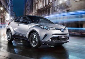 Toyota hibrit otomobil
