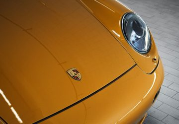 "1998 Porsche 911 Turbo ""Project Gold"" 993"
