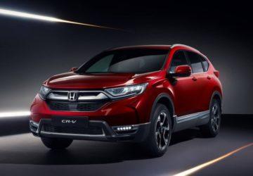 2018 Honda CR-V Türkiye fiyatı