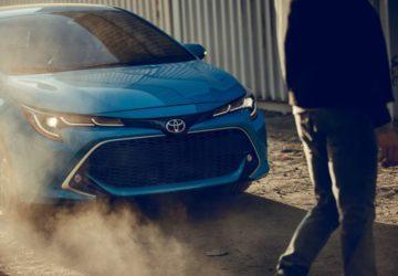 2019 Toyota Auris