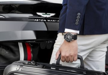 Tag Heuer Carrera Calibre Heuer 01 Aston Martin Special Edition