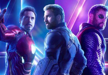 Avengers 4 çekimleri