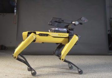 Boston Dynamics robot köpeği