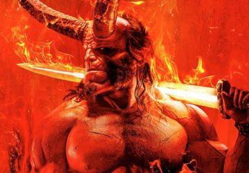 Hellboy posteri
