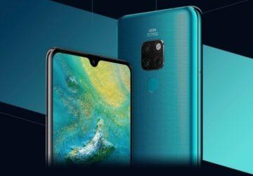 Huawei Mate 20 özellikleri ve fiyatı