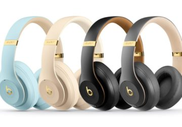 Beats Studio3 Wireless Skyline