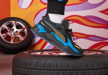 Puma x Hot Wheels