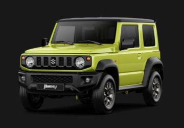 Yeni Suzuki Jimny