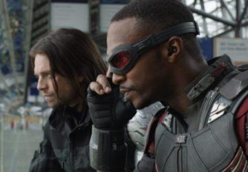Falcon ve Winter Soldier TV