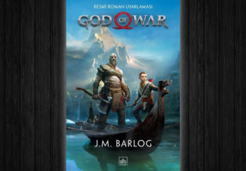 God of War resmi roman uyarlaması