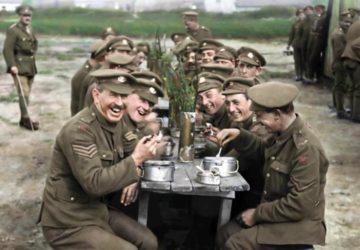 Peter Jackson 1. Dünya Savaşı belgeseli They Shall Not Grow Old