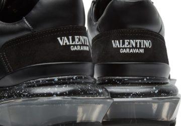 Valentino Bounce siyah