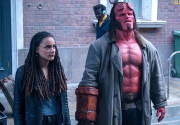 Hellboy ilk fragmanı