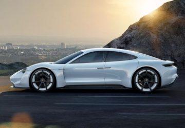 Porsche Taycan telaffuz