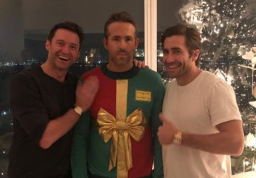 Ryan Reynolds, Hugh Jackman, Jake Gyllenhaal