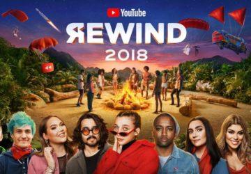 YouTube Rewind 2018 videosu