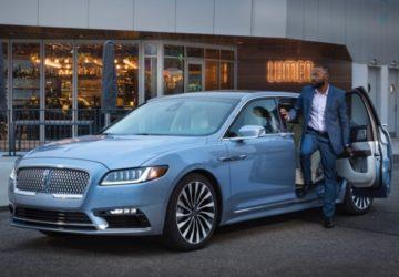 2019 Lincoln Continental Coach Door Edition 48 saatte tükendi
