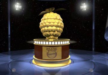39. Altın Ahududu Ödülleri adayları