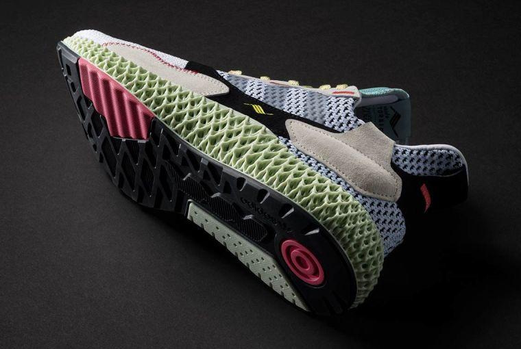 Adidas ZX4000 4D