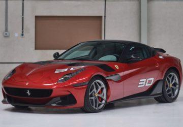 Ferrari Special Projects 2011 Ferrari SP30