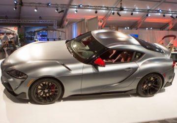 İlk 2020 Toyota Supra