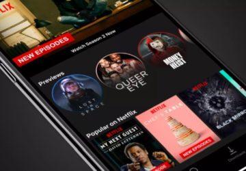 Instagram Netflix desteği