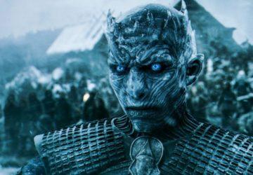 Game of Thrones The Long Night kadrosu