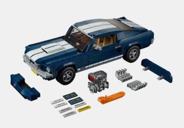 Lego Creator 1960 Ford Mustang seti