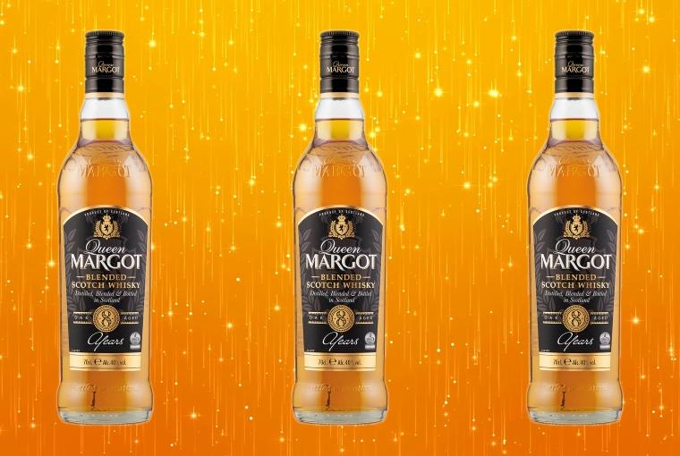 ucuz viski Lidl Queen Margot