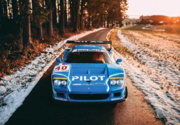 1987 Ferrari F40 LM RM Sotheby's