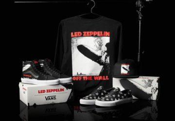 Led Zeppelin Vans