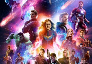 Avengers: Endgame ve Captain Marvel Super Bowl TV tanıtımları