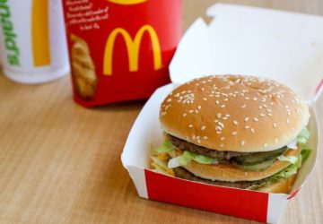 Burger King McDonald's Big Mac