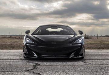 Hennessey McLaren 600LT HPE1000 Coupe