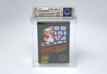 NES Super Mario Bros kopyası