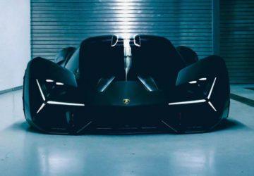 Lamborghini LB48H Terzo Millennio Concept