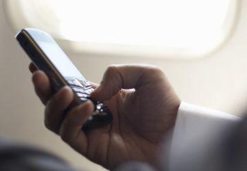 Uçakta telefon kullanmanın cezası