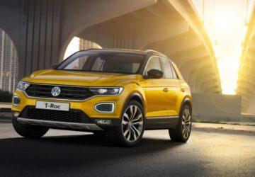Volkswagen T-Roc Türkiye satış