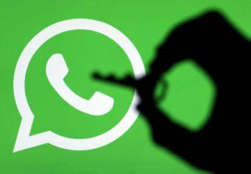WhatsApp'a şifre koyma özelliği