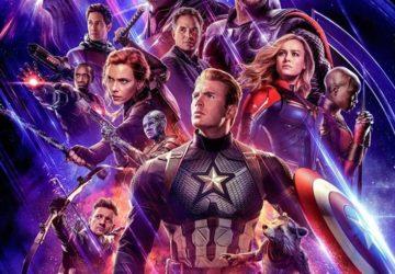 Avengers: Endgame yeni fragmanı ve posteri