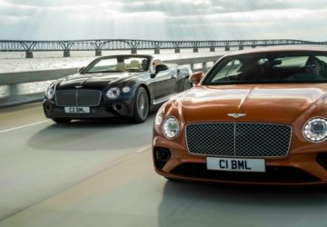 Bentley Continental GT V8 Coupe, Bentley Continental GT V8 Convertible