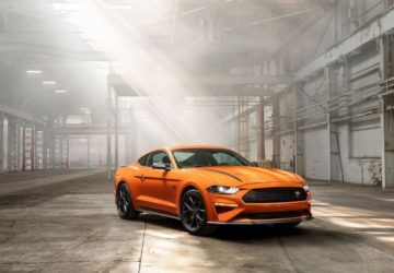 2020 Ford Mustang High Performance