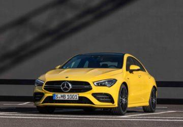 2020 Mercedes-AMG CLA 35 özellikleri